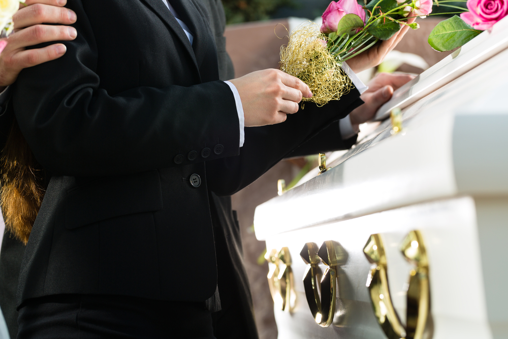 You may wish to place any items of sentimental value or favourite belongings to be buried together
